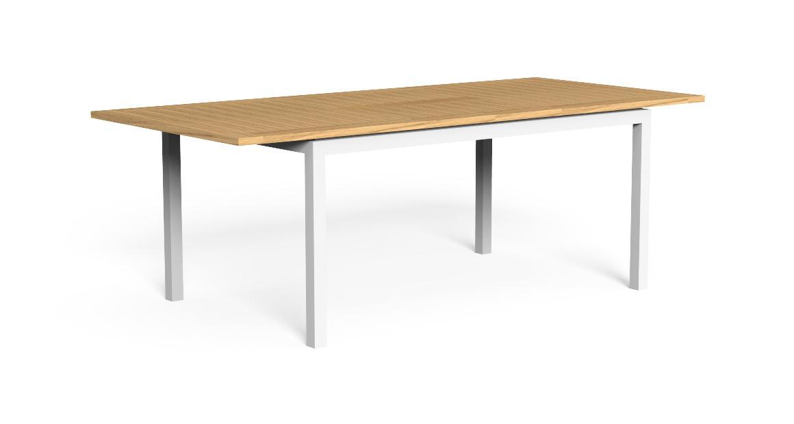 Timber Mesa de comedor extensible 156/214