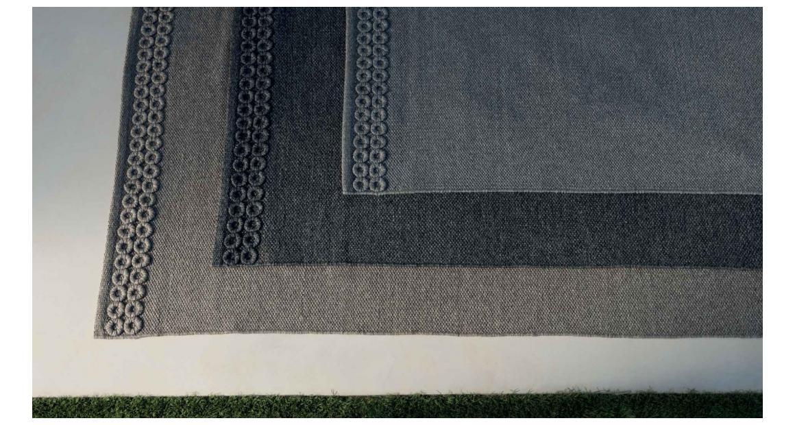 Accessories Alfombra Fabric//Quadro