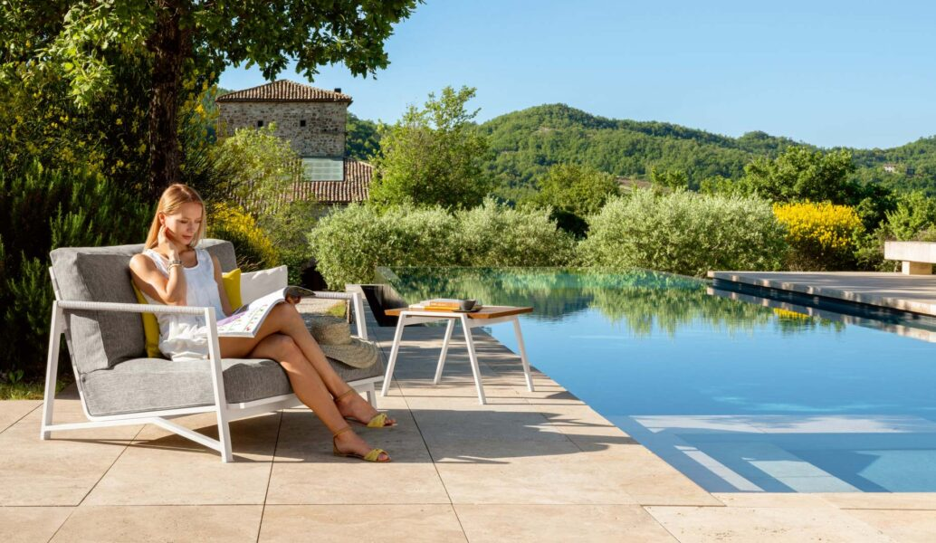 Cottage Sofá luxury de 2 plazas 4