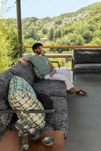 Cottage Sofá luxury de 3 plazas 1