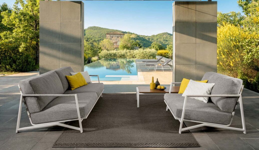 Cottage Sofá luxury de 2 plazas 3
