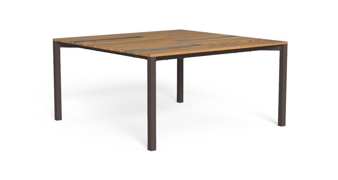 Casilda Mesa de comedor 150×150