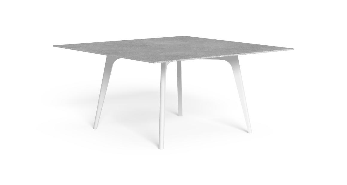 Cleo//Alu Mesa de comedor 150×150