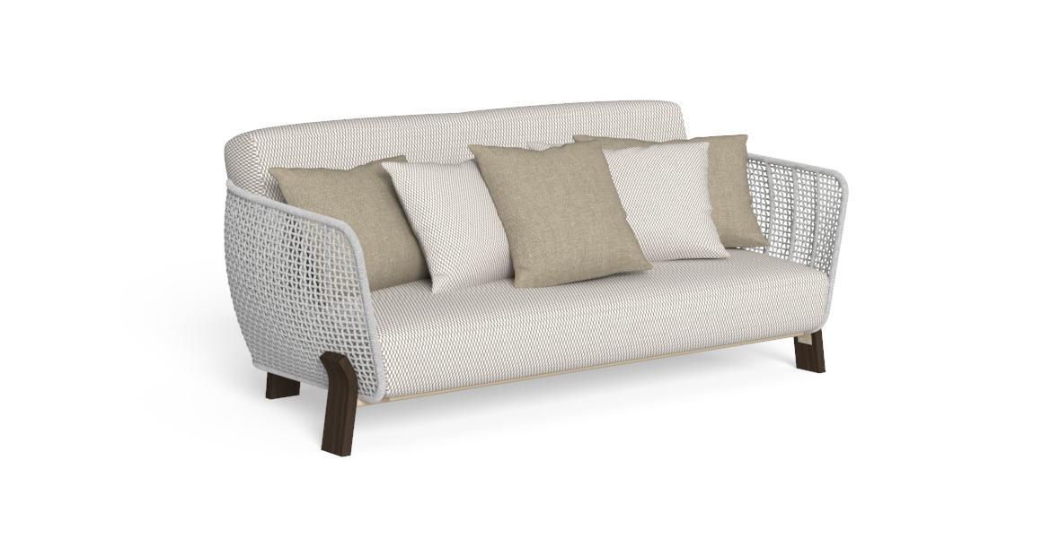 Argo//Wood Sofá love seat