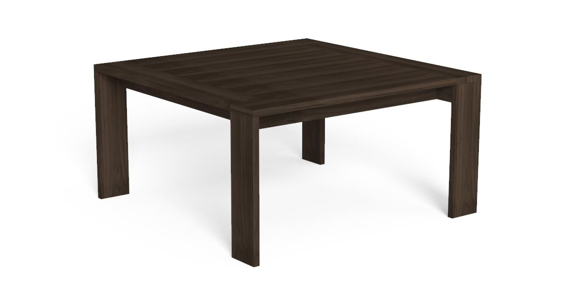 Argo//Wood Mesa de comedor 165×165