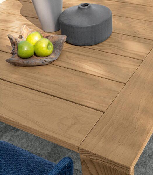 Argo//Wood Mesa de comedor 95×95 2