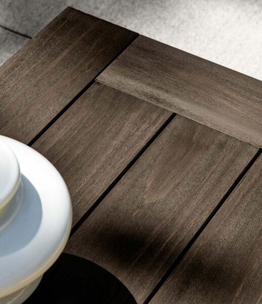 Argo//Wood Mesa de comedor 95×95 7
