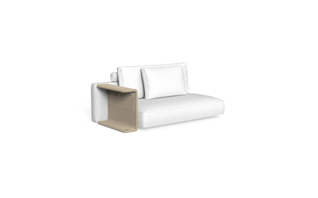 sofa dx backrest fabric