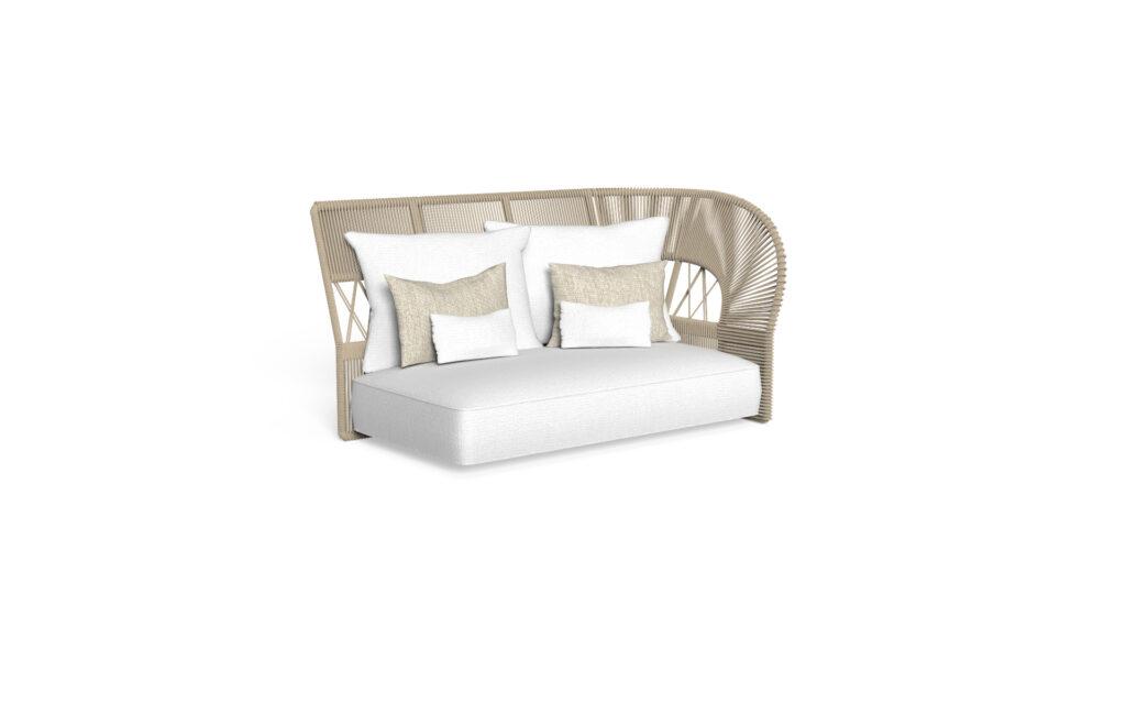 sofa sx backrest rope
