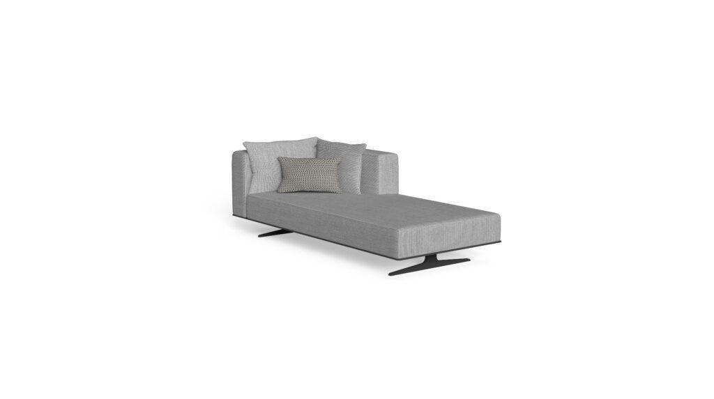 sofa longue sx