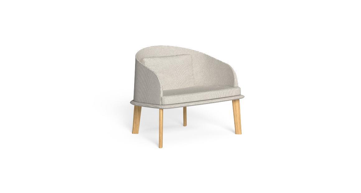 CleoSoft//Wood Sillón Lounge