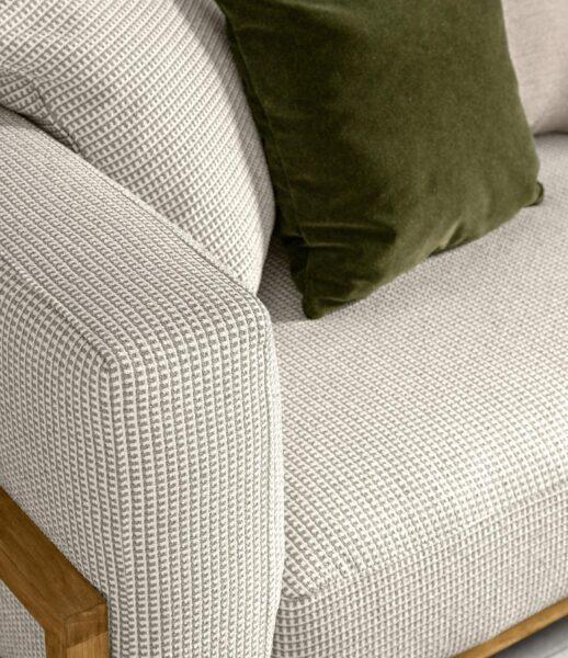 CleoSoft//Wood Sofá de 3 plazas 4