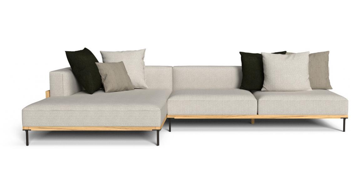 CleoSoft//Wood Sofá Modular