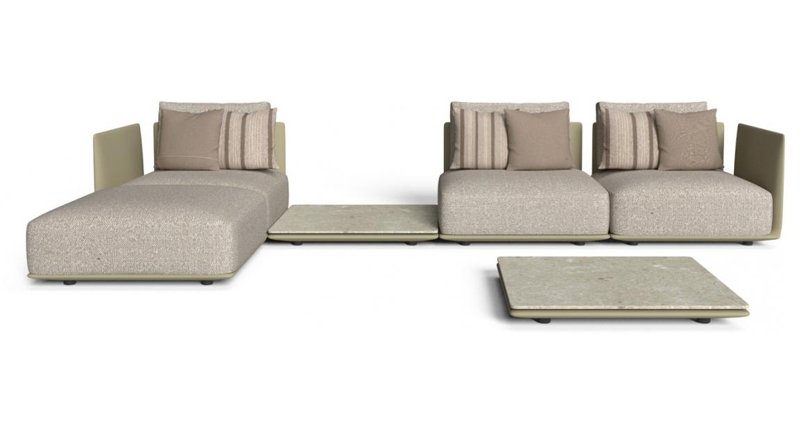 Malè Sofá modular
